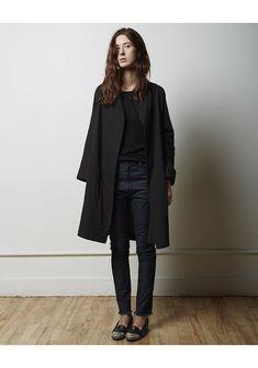 La Garconne Moderne / Painter Coat  //