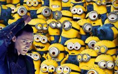 Loki and minions.  Boss!