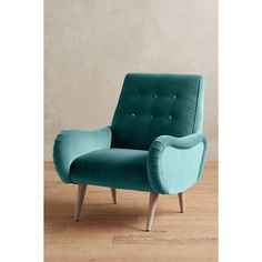 Anthropologie Velvet Losange Chair ($1,098) ❤ liked on Polyvore featuring home, furniture, chairs, dining chairs, dark turquoise, velvet armchair, velvet dining chairs, turquoise armchair, velvet chair and tufted armchair