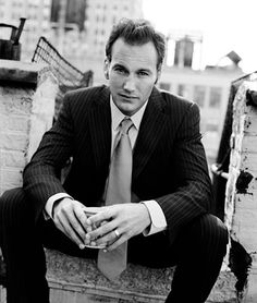 Patrick Wilson.  This guy...he really is dreamy.  He sings in Conjuring 2 and honestly it made me cry cuz he was so cute.  He's scrumtrulescent!!