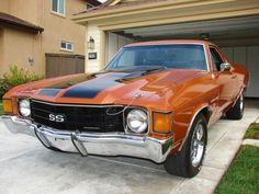 1972 Chevrolet El Camino SS ★。☆。JpM ENTERTAINMENT ☆。★。