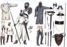 knights templar kit - Google Search