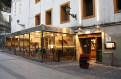 Restaurante Txuleta. Specializing in grilled meats and fish. Top-quality and seasonal products. #SanSebastian #Restaurant #Euskadi