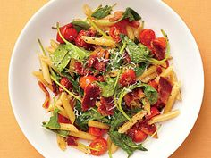 """BLT Pasta 