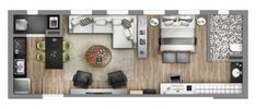 home layout plans 424745808608914266 - Small Studio Apartment Layout Design Ideas – home design Source by antigoneo Small Apartment Layout, Studio Apartment Floor Plans, Studio Apartment Layout, Small Studio Apartments, Cool Apartments, Apartment Interior Design, Small Apartment Plans, Bedroom Apartment, Apartment Ideas