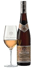 One of my favourite German estates, Schloss Johannisberg, is located in the Rheingau area in Germany. Their Riesling is devine!