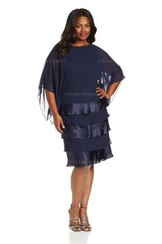 Plus Size party dresses - Jessica Howard Women s Plus-Size Beaded Popover  Dress With Pleats - Click Pic For 30 Amazing a1afb42e6fe7