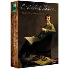 Sherlock Holmes Consulting Detective - also probably going to be hard to find...