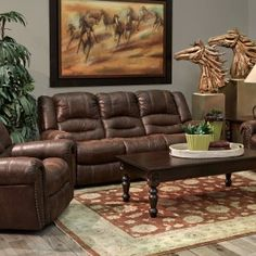 Living Room Sets Houston broyhill laramie brown loveseat - sofa, couch, loveseat | gallery
