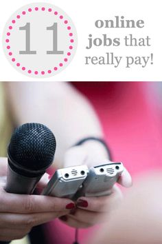 11 of the best online jobs