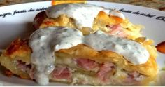 When I was eating this fantastic banana roll with my grandmother, I wanted . - When I was eating this fantastic banana roll with my grandmother, I immediately wanted a recipe fro - A Food, Good Food, Food And Drink, Yummy Food, Cookbook Recipes, Cooking Recipes, Healthy Recipes, Banana Roll, Eastern European Recipes