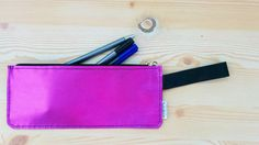 Leather pencil caseleather pencilcaseleather by BellyPork on Etsy