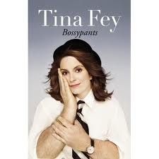 Bossypants by Tina Fey - Finished! I love Tina Fey so much. If I could pay to have Tina Fey narrate my inner monologue, I would. Tina Fey, Tina Tina, Up Book, Book Club Books, Books To Read, Book Nerd, Big Books, Before I Forget, Ebooks Pdf