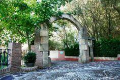 Jardín el Botero - Entrada