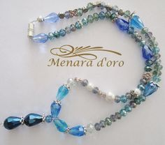 "Collier ""MARITIME"" by m'creation  von Menara d'oro auf DaWanda.com"