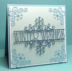 Christmas Corner Card files by Bird