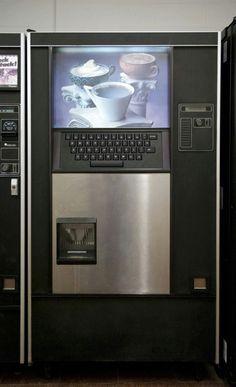 Scp-294 The Coffee Machine