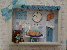 Picture newborn / quadretto nascita / benvenuto piccolino /