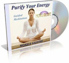 Meditation: Purify Your Energy Guided Meditation, Audio
