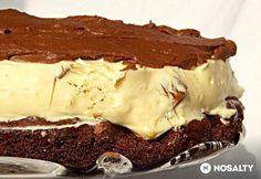 Recent Recipes - Receptik. Sweet Desserts, Sweet Recipes, Delicious Desserts, Cake Recipes, Yummy Food, Sweet Cookies, Sweet Treats, Hungarian Desserts, Salty Snacks