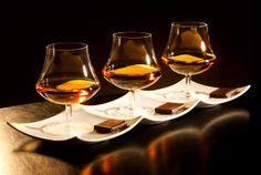 Whiskey & Chocolate - http://bartendingnewsflash.wordpress.com/2012/10/27/whiskey-and-chocolate/