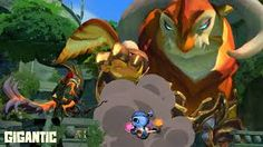 Image result for gigantic game characters