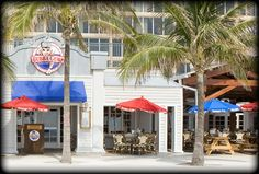Flip flops welcome! We're just off Ft. Lauderdale's beautiful beach. Cool off the family inside or on our shaded patio. We've got great seafood, friendly service and a table for you. Join us!