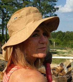 Kerchiller Cool Safari Hat. Try this Body cooling hat just  at Kerchiller. @ https://www.kerchiller.com/shop/featured-products/kerchiller-cool-gel-safari-hat-khaki/