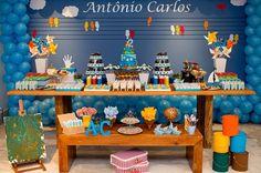 aniversário infantil_decoração aniversári de menino_tema aquarela toquinho_acervo de mãe6