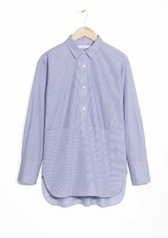 & Other Stories | Striped Cotton Shirt