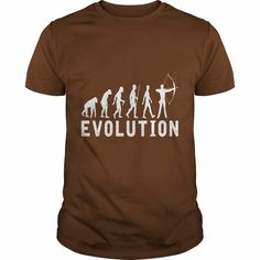 Do you love #Archery Evolution TShirt ?, Order HERE ==> https://www.sunfrog.com/Sports/Do-you-love-Archery-Evolution-TShirt--Guys-Brown.html?29538, Please tag & share with your friends who would love it , #christmasgifts #renegadelife #birthdaygifts  traditional #archery, archery women, archery gear  #entertainment #food #drink #gardening #geek #hair #beauty #health #fitness #history