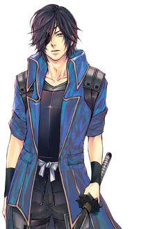 "Date Masamune of ""Sengoku Basara"""