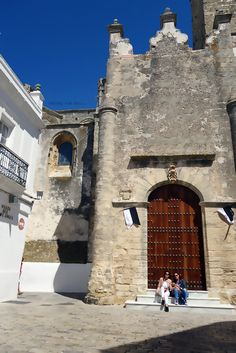 Lugares de recogimiento #Molyvade #viaje #Cadiz #Vejer  http://molyvade.blogspot.com/2016/06/cadiz-ii.html