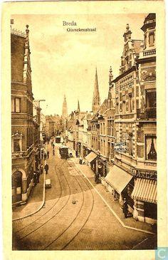 Breda - Ginnekenstraat - 1910.