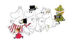 Moomin - The Moomins - Wall Mural & Photo Wallpaper - Photowall