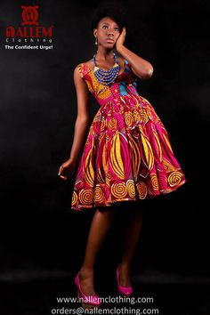 Nallem Clothing Ghana ~Latest African Fashion, African Prints, African fashion styles, African clothing, Nigerian style, Ghanaian fashion, African women dresses, African Bags, African shoes, Nigerian fashion, Ankara, Kitenge, Aso okè, Kenté, brocade ~DK