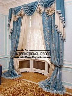 luxury curtains and drapes 2015 colors designs ideas curtain designs - Bedroom Curtain Design Ideas