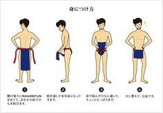Traditional underwear