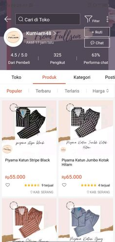 Best Online Clothing Stores, Online Shopping Sites, Online Shopping Clothes, Casual Hijab Outfit, Casual Outfits, Fashion Outfits, Online Shop Baju, Aesthetic Shop, Shops