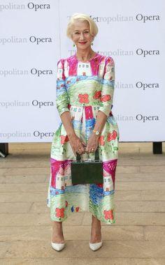 helen mirren dress on disneys 60th show - Google Search