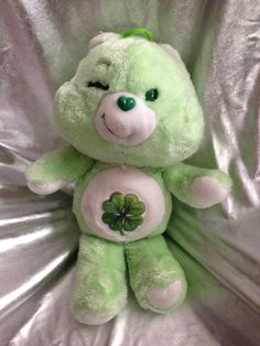 Vintage Care Bear Good Luck bear Htf and rare by rollergurl52, $17.00