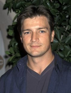oh so handsome - Nathan Fillion