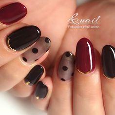 Discover new and inspirational nail art for your short nail designs. Gorgeous Nails, Love Nails, Pretty Nails, Short Nail Designs, Nail Art Designs, Office Nails, Fall Nail Trends, Gel Nails At Home, Nail Art At Home