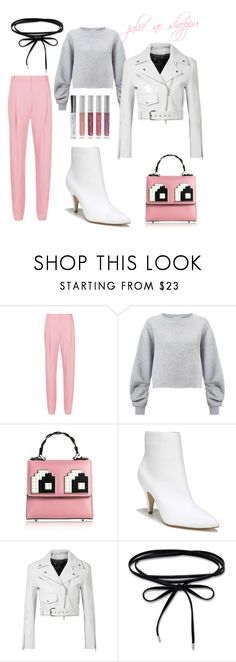 """""""Monday 01/08"""" by jurishoppu on Polyvore featuring TIBI, Miss Selfridge, Les Petits Joueurs, Carlos by Carlos Santana, Calvin Klein 205W39NYC and Forever 21"""