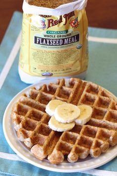 Sarah Bakes Gluten Free Treats: gluten free vegan multigrain waffles