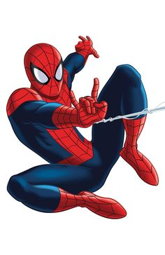 #Ultimate #Spiderman #Clip #Art. [THANK U 4 PINNING!]