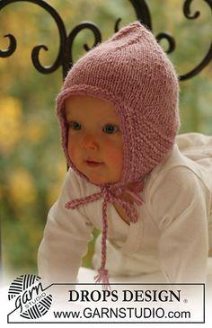 "Ravelry: b16-13 Hat in 2 threads ""Alpaca"" pattern by DROPS design"