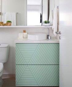 Decoração de Banheiro | Bancada de Banheiro