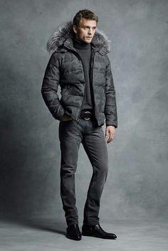 Najlepsze obrazy na tablicy kurtki (24) | Moda męska, Moda i