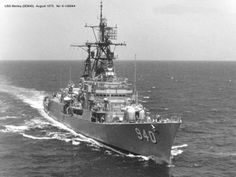 U.S. Navy Destroyers in Vietnam | Jan. 13, 1964 - USS Manley (DD 940) evacuated 55 Americans and 36 ...